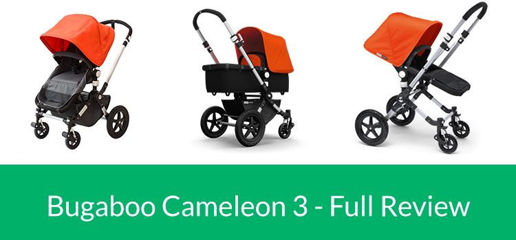 Bugaboo Cameleon 3 Stroller Review