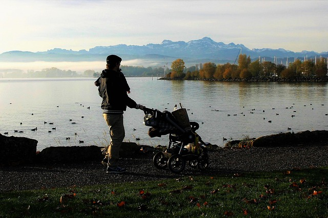 how to clean stroller