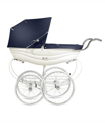Silver Cross Balmoral Pram - Most Expensive and Fashionable stroller